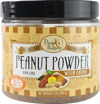FunFresh Foods Dowd & Rogers Peanut Powder with Cacao 7 oz