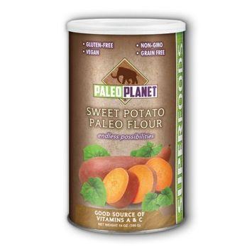 Sweet Potato Paleo Flour FunFresh 14 oz Powder