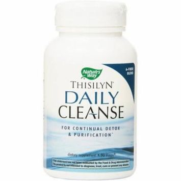 Nature's Way Thisilyn Daily Cleanse Vegetarian Capsules, 90 CT