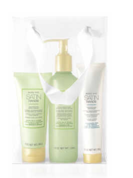 Mary Kay White Tea & Citrus Satin Hands® Pampering Set