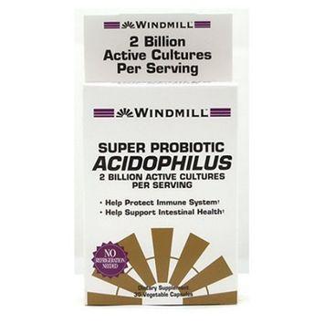 Acidophilus Super Probiotic Food Plus 30 Vegicap