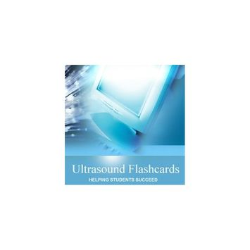 Virtual Flashcards.NET Ultrasound Flashcards ARDMS Physics Review for boards (registry) for PC and Intel MACs (CD-ROM)