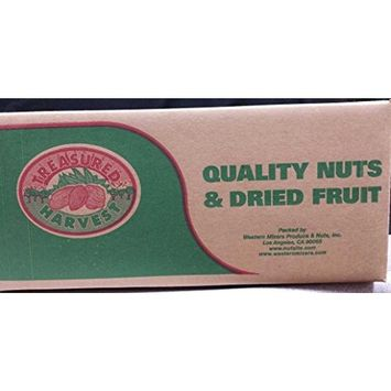 Raw, Natural Almonds - 25 lb.