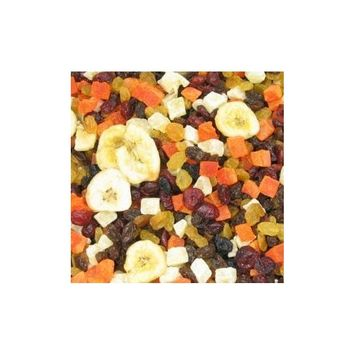 All Fruit Trail Mix - 5 lb. Zip Lock Pouch Bag