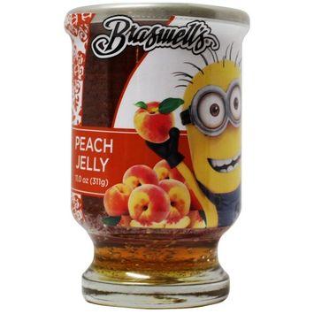 Braswell Jelly Peach Minion