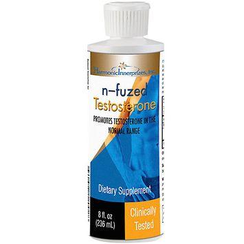 Harmonic Innerprizes - n-fuzed Testosterone - 8 oz.
