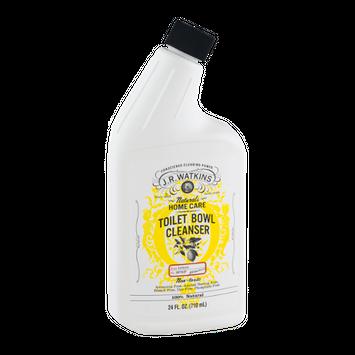 J.R. Watkins Home Care Toilet Bowl Cleanser Lemon