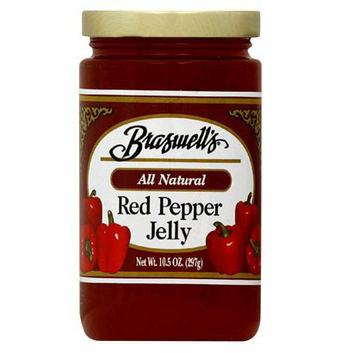 Braswell 's All Natural Red Pepper Jelly 10.5-oz.