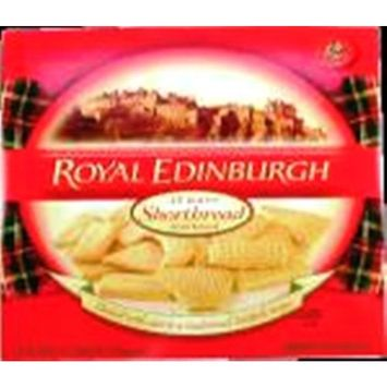 Royal Edinburgh Shortbread Fingers, 14 Ounce Boxes (Pack of 5)