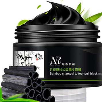Start Skin Cleansing Face Mask Cream: Blackhead Remover Acne Cleaner Purifying Deep Cleansing Peel Mask for All Skin Types
