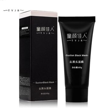 Start Skin Cleansing Mineral Mud Mask : Blackhead Remover Acne Cleaner Purifying Deep Cleansing Peel Mask for All Skin Types (TYJR)
