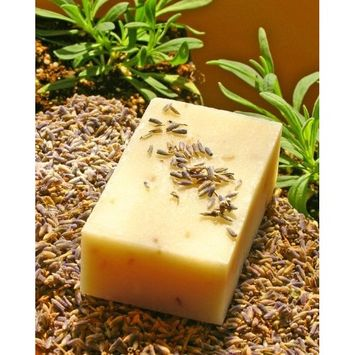 So Balanced Aging Beautifully Natural Face and Body Soap 4-Ounce Bar