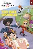 Random House Toy Box Trouble! (disney Infinity)