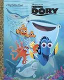 Random House Finding Dory Big Golden Book (disney/pixar Finding Dory)