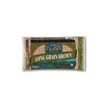 Lnpine Lone Pine 100% Organic Long Grain Brown Rice 50 Lbs