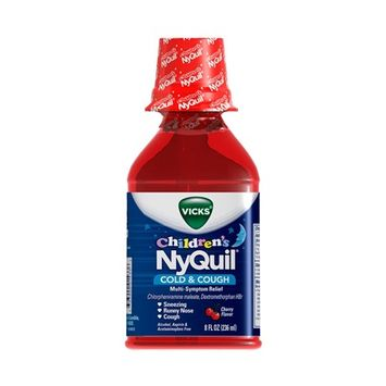 NyQuil™ Children's  Cold & Cough Medicine