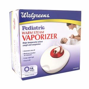 Walgreens Pediatric Warm Steam Vaporizer