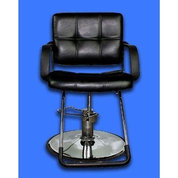 MTN Barber Salon Spa Beauty Hydraulic Leather Chair Black