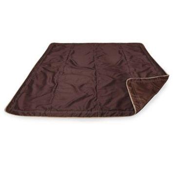 LulyBoo Easy Roll Up Blanket - Chocolate