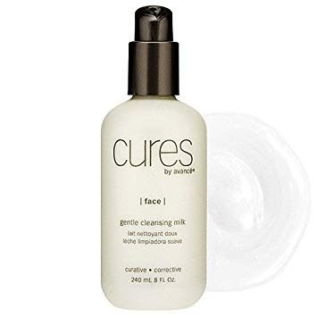 cures by avancé Gentle Cleansing Milk
