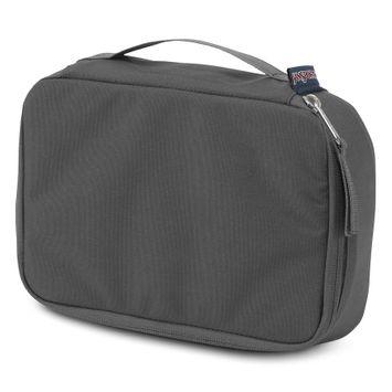 JanSport Bento Box Accessory Bag, Dark Grey
