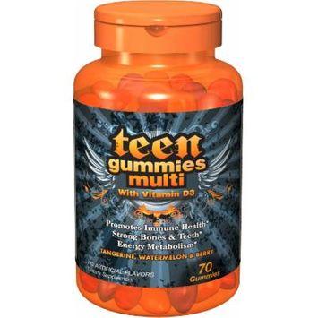 Puritan's Pride Teen Multivitamin Gummy-70 Gummies