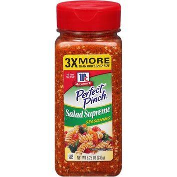 McCormick Salad Supreme Seasoning, 8.25 OZ