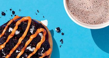 Dunkin' and Oreo Teamed Up for a Dream Collab