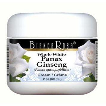 Panax Ginseng (Whole White) - Cream (2 oz, ZIN: 428526)
