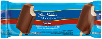 Blue Ribbon Classics Star Ice Cream Bar® Wrapper