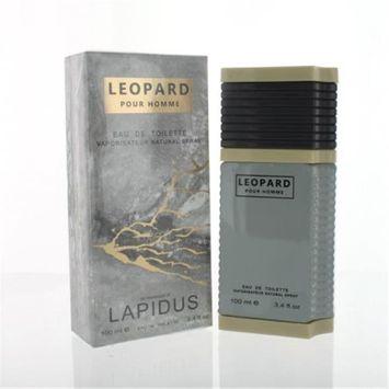 Perfect Star ZZMPSLEOPARD3.4EDT Leopard by Perfect Star 3.4 oz. Eau De Toilette Spray