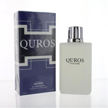 Perfect Star ZZMPSQUROS33EDTSP Quros 3.4 oz. Eau De Parfum Spray