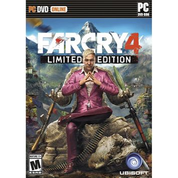 Ubisoft PC - Farcry 4 Limited Edition