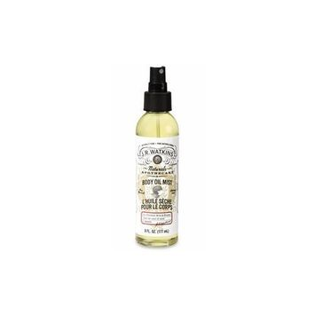 J.r. Watkins Coconut Milk Honey Body Oil Mist 6