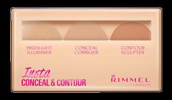 Rimmel London Insta Conceal & Contour Palette