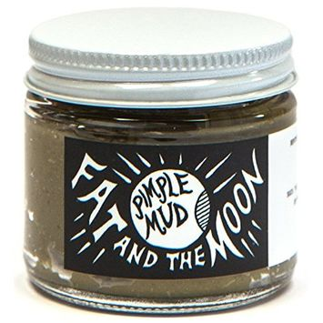 Fat and The Moon - All Natural/Organic Pimple Mud (2 oz)
