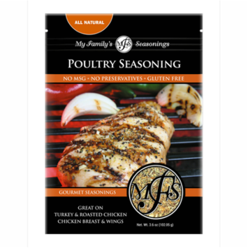 My Family's Poultry Seasoning, 3.6 oz