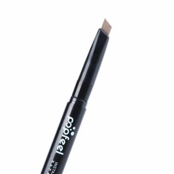 Holiday Gift Ideas Pop Feel Women Makeup Cosmetic Beauty Tools Waterproof Double Head Makeup Automatic Eyebrow Pencil With Eye Brows Brush