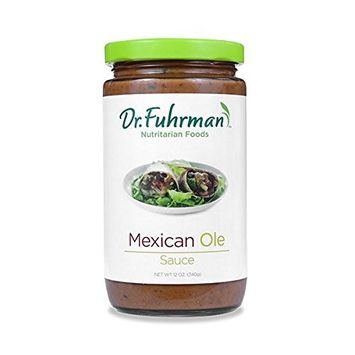 Dr. Fuhrman's Mexican Ole Sauce