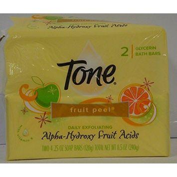 Tone Fruit Peel with Alpha-hydroxy Fruit Acids Bath Bar