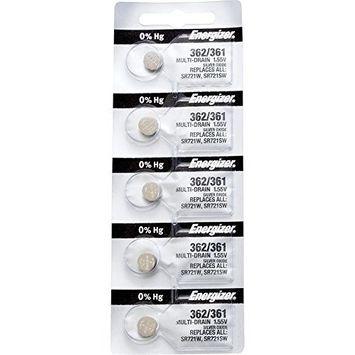 Energizer SR721SW Sr-721sw - 361/362 Watch/calculator Battery