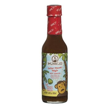 Wild Munki Mojo Hot Sauce
