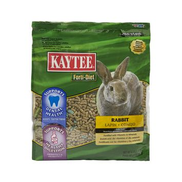 Kaytee Forti-Diet Dental Rabbit 4LB