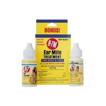 Miracle Care Professional Ear Mite Treatment Kit