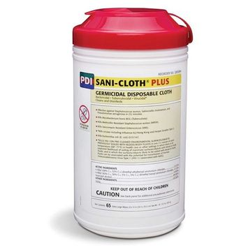 Medline Sani-Cloth Plus Germicidal Disposable Cloths
