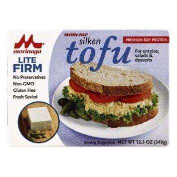 Mori Nu Firm Lite Tofu, 12.3 OZ (Pack of 12)