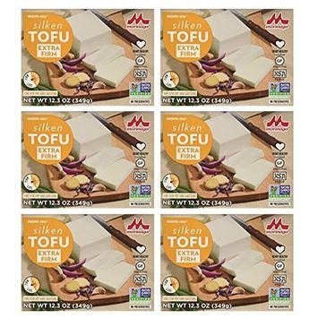 Mori-Nu Tofu, Silken Style, Extra Firm, 12.3-Ounce Boxes