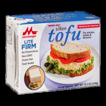 Mori-Nu Silken Tofu Lite Firm