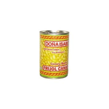 Dona Isabel- Canary Beans 15oz 3-pack