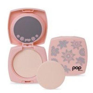 POP Beauty No Show No Shine Powder, Smooth Out-Deep Beige